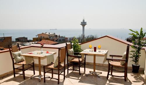 Istanbul Hotel Sphendon adres
