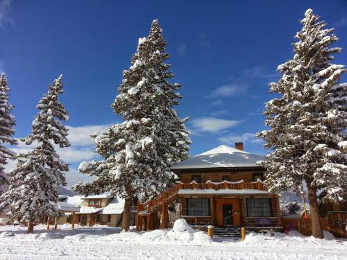 . The Spruce Lodge