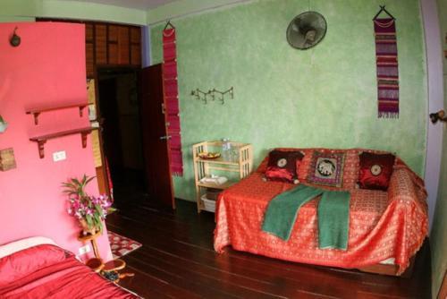 Shanti Lodge impression