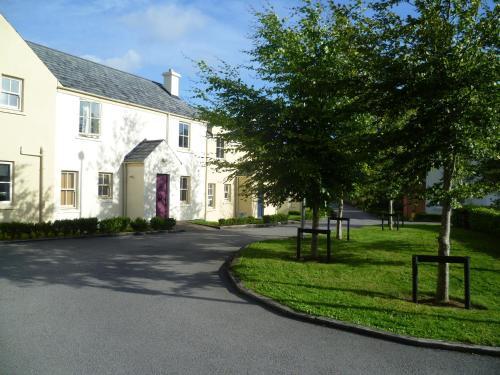 . Bunratty Castle Gardens Home