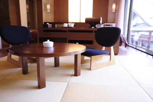 Suite Junior con zona de tatami (Junior Suite with Tatami Area)