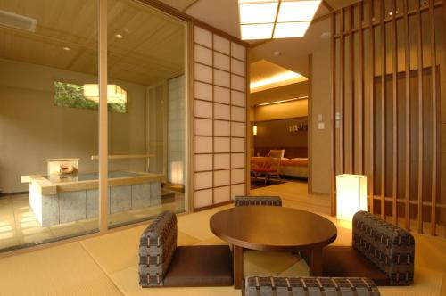 Suite con baño termal (Suite with Hot Spring Bath)