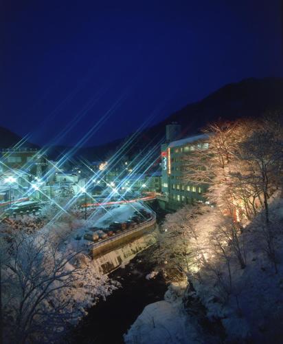 蘇科加賀慶典溫泉賓館 Oshuku Onsen Kagasuke