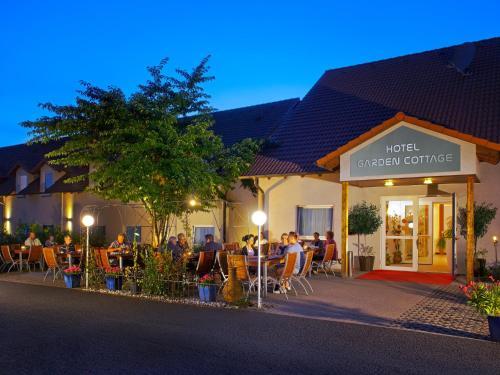 Hotel A`Ppart Hotel Garden Cottage