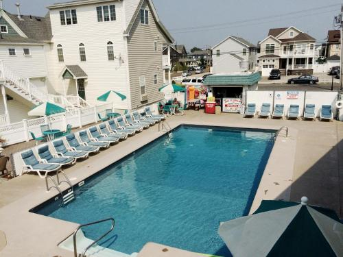 Sand Pebble Motor Lodge - Point Pleasant Beach, NJ 08742