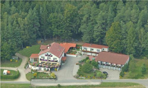 . Landhotel Waldesruh