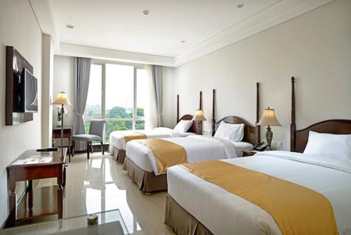 . The Sahira Hotel