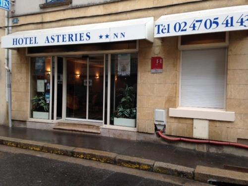 Hotel Asteries - Hôtel - Tours