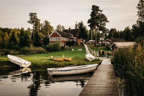 Odalgården Kurs & Konferenshotell - Hotel - Marielund