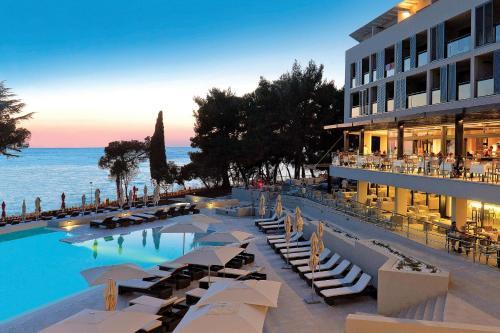 Hotel Parentium Plava Laguna, Croatia