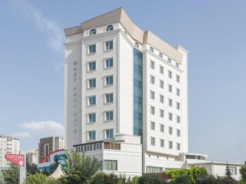 Ankara Gazi Park Hotel rezervasyon