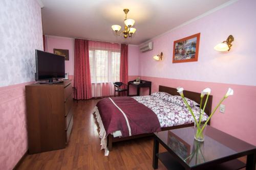 Apartments On Oktyabrskaya
