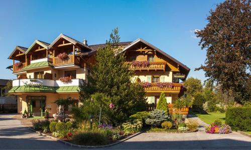 Garten - Hotel Sallerhof - Salzburg