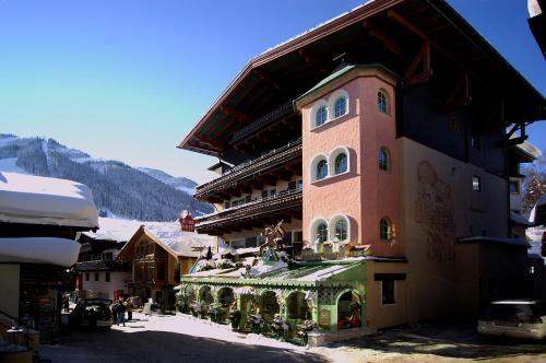 Hotel Bauer Hinterglemm