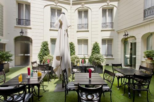 Elysees Apartments - Hôtel - Paris