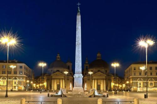 Via Flaminia, 33, 00196 Rome RM, Italy.