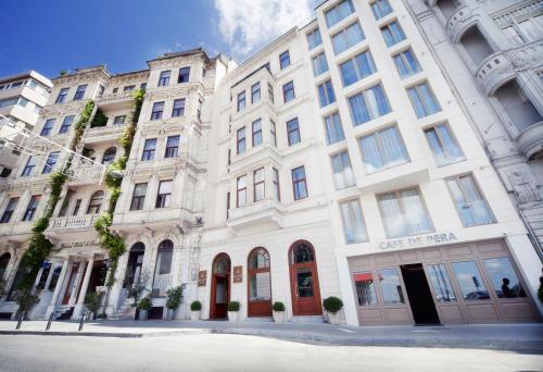 Istanbul Grand Hotel de Pera contact