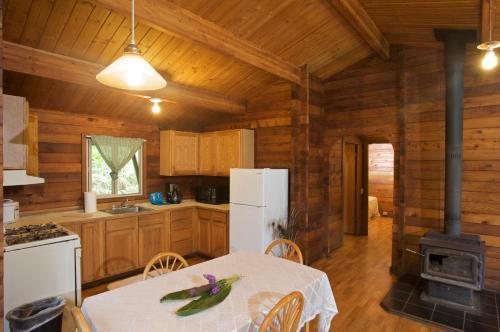 . The Cabins at Kokee