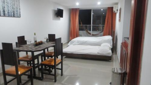 HotelAparta-estudio de Lujo 904 frente al mar