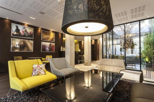 Hôtel Duo - Hôtel - Paris
