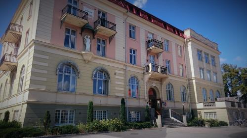 . Stadshotellet Sölvesborg