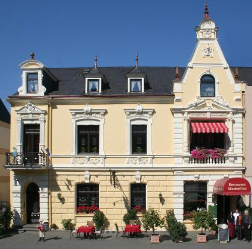 . Hotel Sankt Maximilian