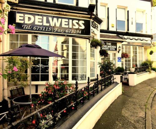 Edelweiss Guest House, Douglas, UK