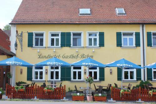 . Landhotel zum Böhm