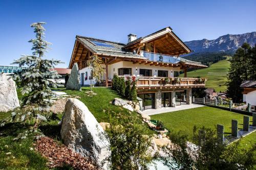 Chalet La Tradiziun - Mountain Charme Alta Badia-La Villa/Stern