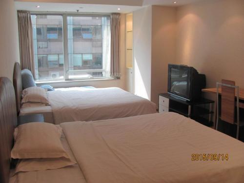 Beijing New World CBD Apartment photo 26