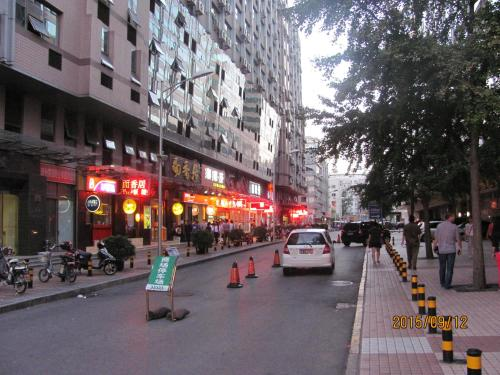 Beijing New World CBD Apartment photo 13