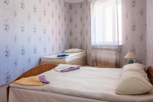 «в Лайк хостел» Семейный двухместный номер с 1 кроватью