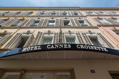Hotel Cannes Croisette - Hôtel - Cannes