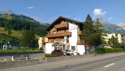 Hotel Pension St. Jakob
