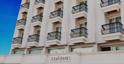 Cesme İleri Hotel & Apartments odalar