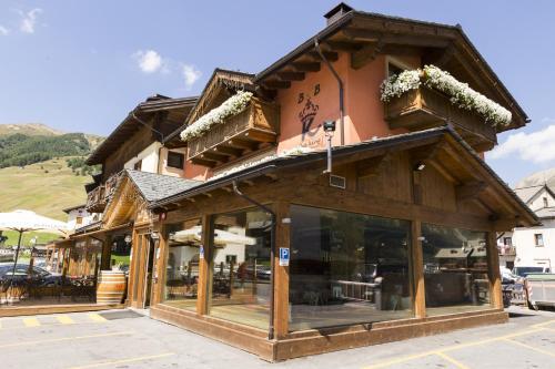 Accommodation in Livigno