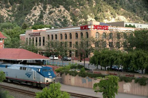 The Hotel Denver Glenwood Springs In Co