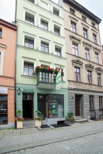 Hotel-overnachting met je hond in Green Hostel - Toru? - Stare Miasto