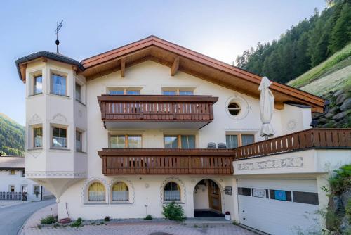 Chasa Vallaina - Apartment - Samnaun