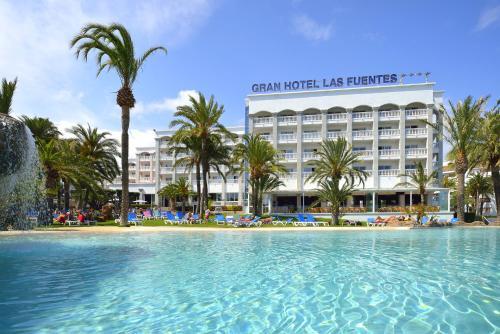 . Gran Hotel Las Fuentes de Fantasía Hoteles
