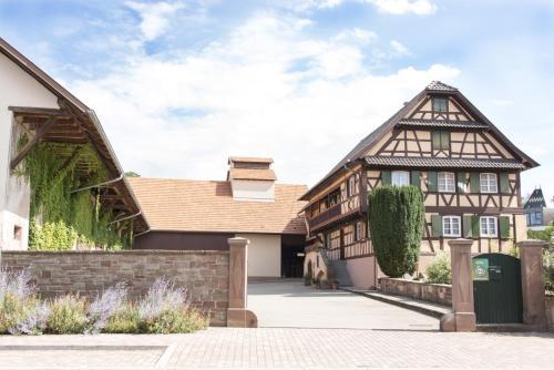 Ferme Typique Alsacienne - Apartment - Truchtersheim