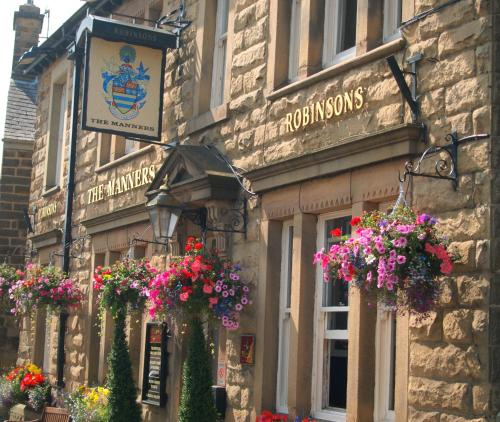 The Manners Pub With Rooms, Bakewell