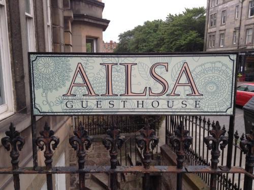 Ailsa Guest House (B&B)