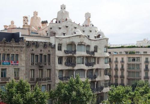 AB Paseo de Gracia Apartments photo 24