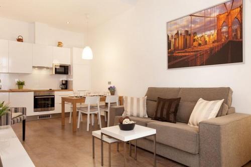 AB Paseo de Gracia Apartments photo 29