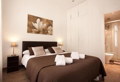 AB Paseo de Gracia Apartments impression