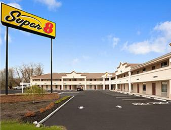 Super 8 By Wyndham Rahway/Newark