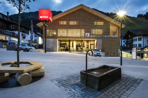 alpen select apartments Kleinwalsertal Kleinwalsertal/Mittelberg