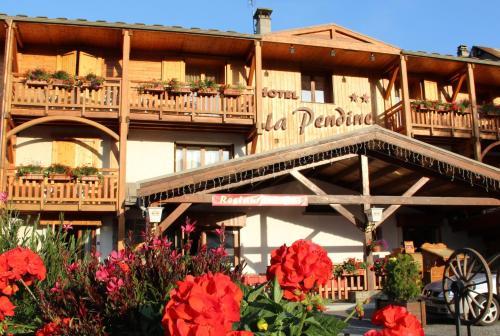 Hotel Restaurant La Pendine - Hôtel - Puy-Saint-Vincent