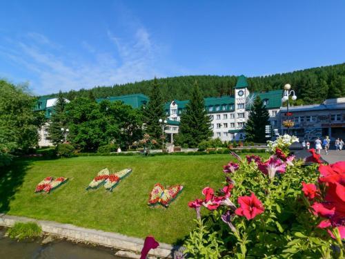 . Sanatoriy Altay - West